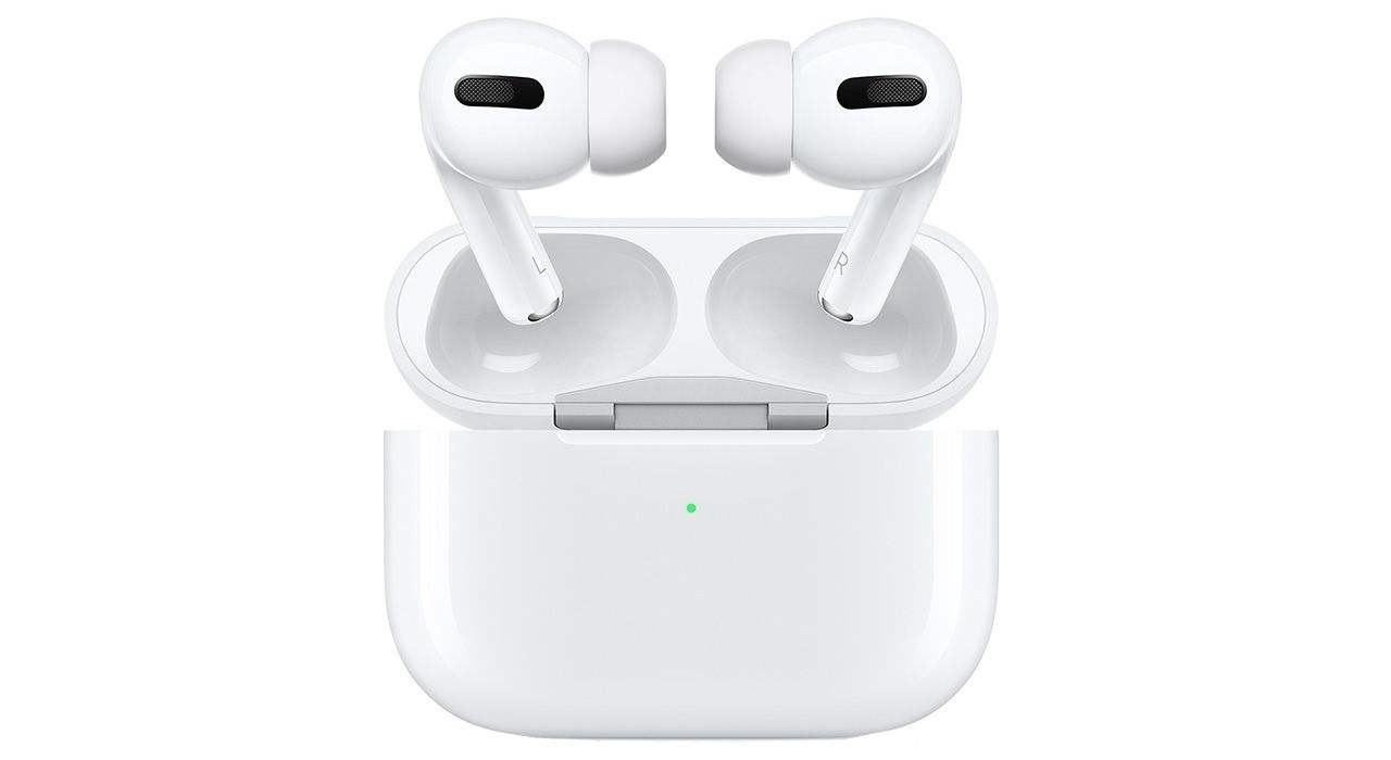 Apple AirPods Pro Wireless Headphones with Charging case